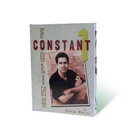 Constant Fooling Volume 1 by David Regal - Book wwww.magiedirecte.com