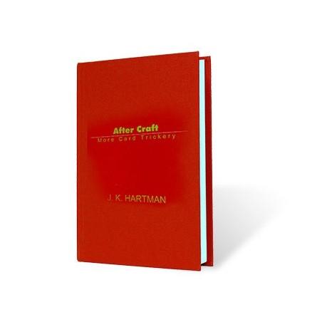 After Craft (More Card Trickery) by J. K. Hartman - Book wwww.magiedirecte.com