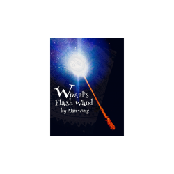 Wizards Flash Wand by Alan Wong - Trick wwww.magiedirecte.com