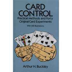 Card Control by Arthur H Buckley - Book wwww.magiedirecte.com