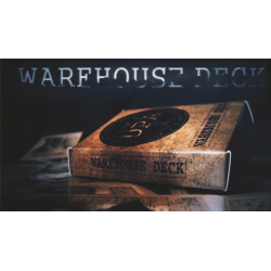 Warehouse Marked Playing Cards wwww.magiedirecte.com