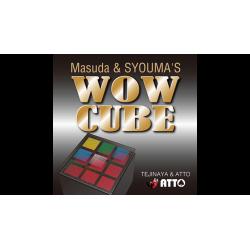 WOW CUBE by Tejinaya Magic - Trick wwww.magiedirecte.com