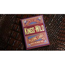 Kings Wild Americanas Gilded Edition by Jackson Robinson wwww.magiedirecte.com