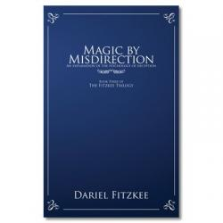 Magic by Misdirection by Dariel Fitzkee - Book wwww.magiedirecte.com