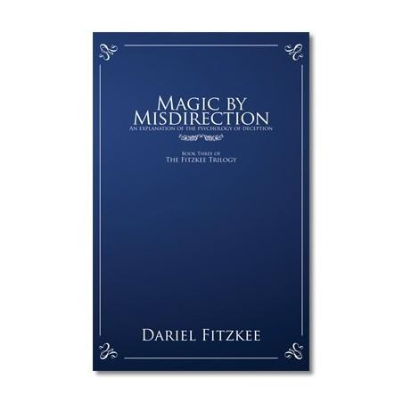 Magic by Misdirection by Dariel Fitzkee - Book wwww.magiedirecte.com
