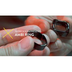 Ambi Ring Silver wwww.magiedirecte.com