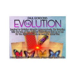 EVOLUTION by Paul Gordon - Tour de Magie wwww.magiedirecte.com