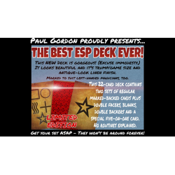 ANTIQUE EFFECT ESP - Paul Gordon wwww.magiedirecte.com