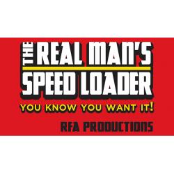 REAL MAN SPEED LOADER PLUS WALLET - Tony Miller wwww.magiedirecte.com