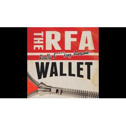 RFA Wallet de Tony Miller wwww.magiedirecte.com