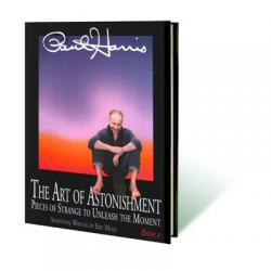 Art of Astonishment Volume 2 by Paul Harris - Book wwww.magiedirecte.com