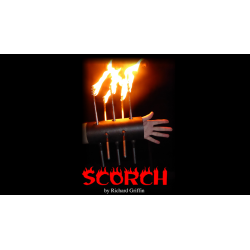 SCORCH by Richard Griffin - Trick wwww.magiedirecte.com