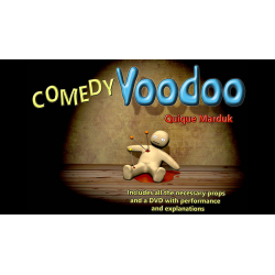 Comedy Voodoo by Quique Marduk - Trick wwww.magiedirecte.com