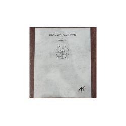 FIBONACCI SIMPLIFIED by AK Dutt - Trick wwww.magiedirecte.com