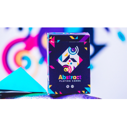 Abstract Playing Cards V1 wwww.magiedirecte.com