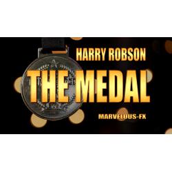 The Medal BLUE by Harry Robson & Matthew Wright - Trick wwww.magiedirecte.com