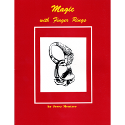 Magic With Finger Rings by Jerry Mentzer - Book wwww.magiedirecte.com