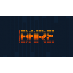 Bare Mini (Gimmicks and Online Instructions) by The Other Brothers - Trick wwww.magiedirecte.com