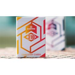 COPAG 310® ALPHA Orange Playing Cards wwww.magiedirecte.com