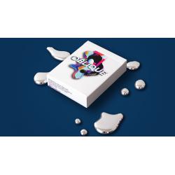 Oblique Playing Cards by CardCutz wwww.magiedirecte.com