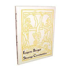 Strange Ceremonies by Eugene Burger - Book wwww.magiedirecte.com