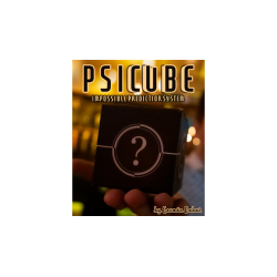 PSI Cube (Gimmicks and Online Instructions) by German Dabat - Trick wwww.magiedirecte.com