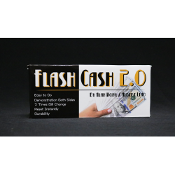 Flash Cash 2.0 (USD) by Alan Wong & Albert Liao - Trick wwww.magiedirecte.com