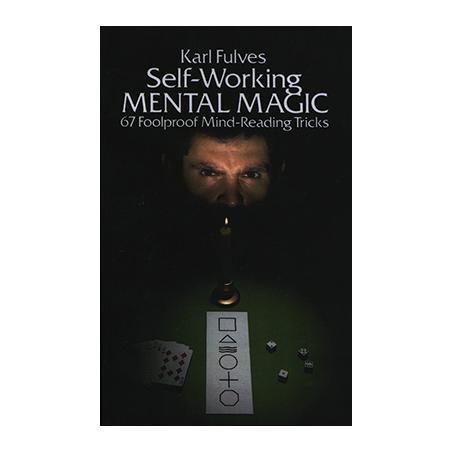 Self Working Mental Magic by Karl Fulves - Book wwww.magiedirecte.com