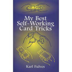 My Best Self-Working Card Tricks by Karl Fulves - Book wwww.magiedirecte.com