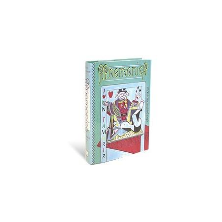 Mnemonica by Juan Tamariz - Book wwww.magiedirecte.com