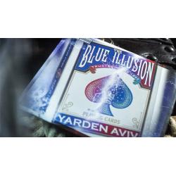 Blue Illusion  de Yarden Aviv et Mark Mason - Tour de Magie wwww.magiedirecte.com