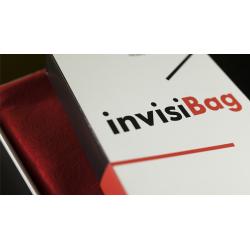 Invisibag (Rouge) by Joao Miranda and Rafael Baltresca  - Tour de Magie wwww.magiedirecte.com
