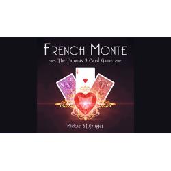 French Monte by Magic Dream - Trick wwww.magiedirecte.com