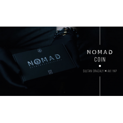 Skymember Presents: NOMAD COIN (Morgan) by Sultan Orazaly and Avi Yap - Trick wwww.magiedirecte.com