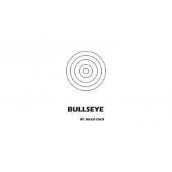 BULLSEYE (Gimmicks and Online Instructions) by Hugo Choi - Trick wwww.magiedirecte.com