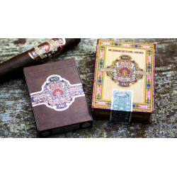Maduro Gold Edition Playing Cards by Kings Wild Project wwww.magiedirecte.com