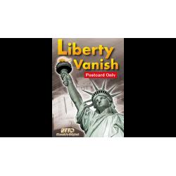 Liberty Vanish (Postcard Only) by Masuda - Trick wwww.magiedirecte.com