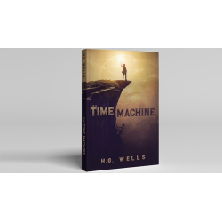 Time Machine Book Test - Josh Zandman - Mentalisme wwww.magiedirecte.com