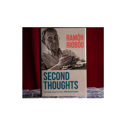 Second Thoughts de Ramon Rioboo and Hermetic Press - Livre de Magie wwww.magiedirecte.com
