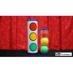 Joker Ball and Tube (Small) by Mr. Magic - Trick wwww.magiedirecte.com