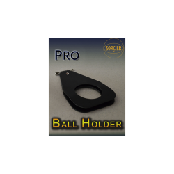 PRO BALL HOLDER by Sorcier Magic - Trick wwww.magiedirecte.com