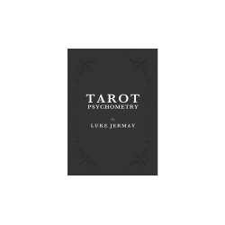 Tarot Psychometry (Book and Online Instructions) by Luke Jermay - Book wwww.magiedirecte.com