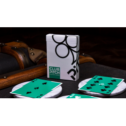 Club Pitch V2 Playing Cards wwww.magiedirecte.com