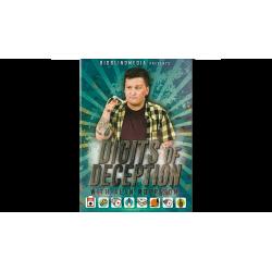Digits of Deception de Alan Rorrison wwww.magiedirecte.com