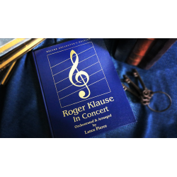Roger Klause In Concert Deluxe (Signed and Numbered) - Book wwww.magiedirecte.com