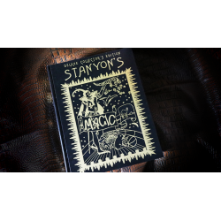 Stanyon's Magic Deluxe (Numbered) by L&L Publishing - Book wwww.magiedirecte.com