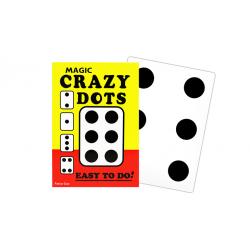 CRAZY DOTS (Parlor Size) by Murphy's Magic Supplies  - Trick wwww.magiedirecte.com