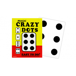 CRAZY DOTS (Stage Size) by Murphy's Magic Supplies  - Trick wwww.magiedirecte.com