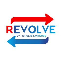 Revolve (Gimmicks and Online Instructions) by Nicholas Lawrence - Trick wwww.magiedirecte.com