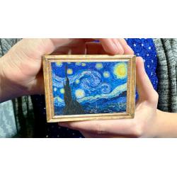 Vincent van Gogh The Starry Night wwww.magiedirecte.com